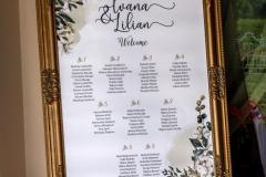 Table za raspored gostiju 4