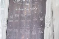 Table za raspored gostiju 20
