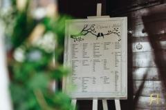 Table za raspored gostiju 19