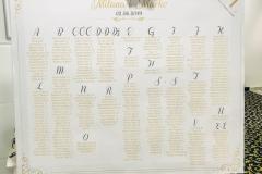Table za raspored gostiju 26