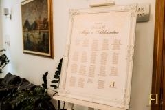Table za raspored gostiju 32