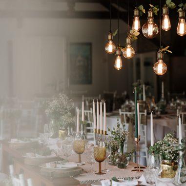 Dekoracija venčanja 1