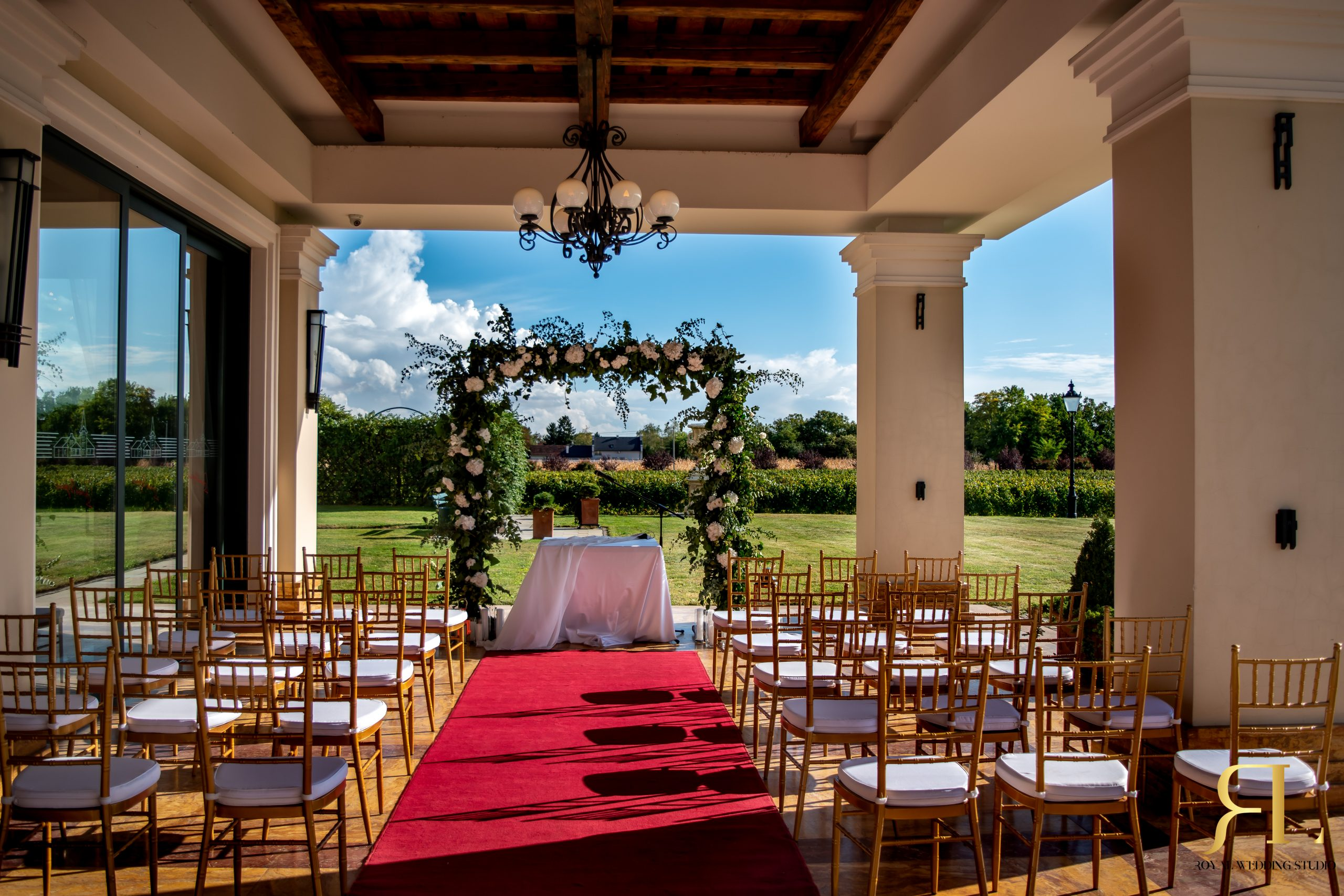 Oltar za venčanje